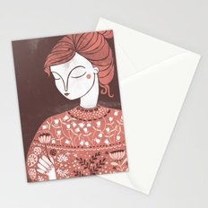 The Botanist Stationery Cards