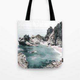 California Beach Tote Bag