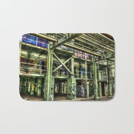 Abandoned Refinery Bath Mat