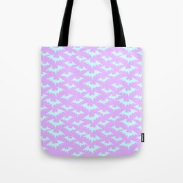 Pastel Queen of the Night Tote Bag
