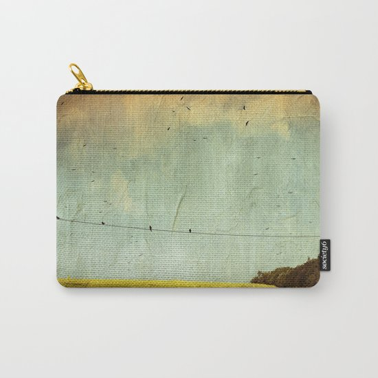 Canola Spring Carry-All Pouch