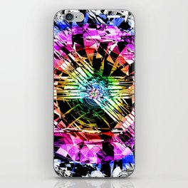 Undefined Noise iPhone Skin