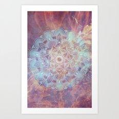 Mandala - Space Art Print