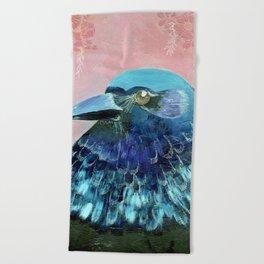Spirit Animal Beach Towel