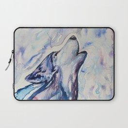 Wolf Howl Laptop Sleeve