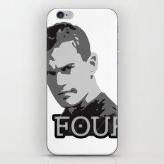 Divergent: Four iPhone & iPod Skin