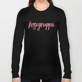 Kosegruppa Long Sleeve T-shirt