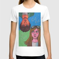 paper towns T-shirts featuring Paper Towns by Anna Gogoleva