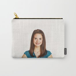Alison Brie - Celebrity Art Carry-All Pouch
