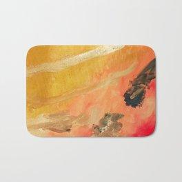 AJ's Abstract for Luke (Spina Bifida) Bath Mat