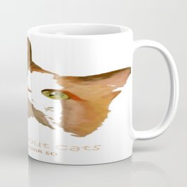 Life Without Cats Coffee Mug