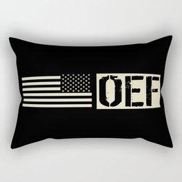 U.S. Military: OEF Rectangular Pillow