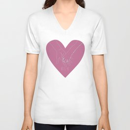 Best Friends Forever Unisex V-Neck