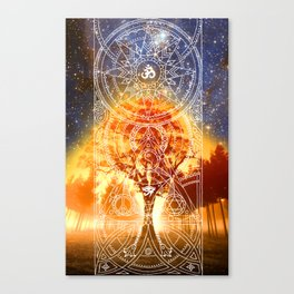 TREE Of life! Canvas Print