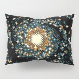 Pinwheel Galaxy M101 (8bit) Pillow Sham