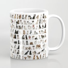 Dogs, Dogs and dogs Coffee Mug