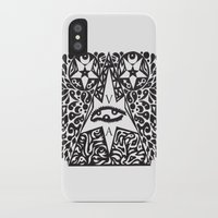 occult iPhone & iPod Cases featuring Occult  by Maelstrm
