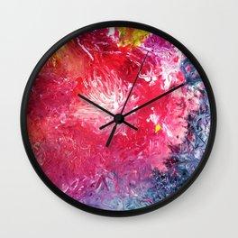 Magic in High Water Wall Clock