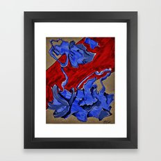 The Chambered Nautilus Framed Art Print