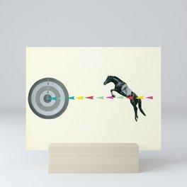 On Target : Sagittarius Mini Art Print