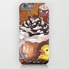Gingerbread Bath iPhone 6 Slim Case