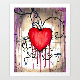 Hearth Art Print