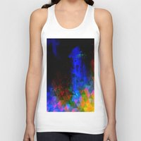 universe Tank Tops featuring universe by Ivee