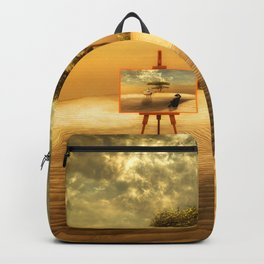 Self Picture Backpack