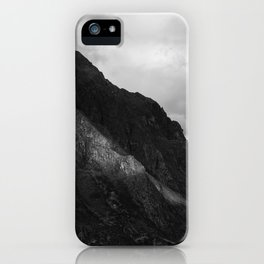 Inca trail iPhone Case