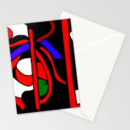 Whacked Stationery Cards