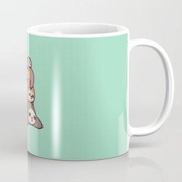 Sloth Stack Coffee Mug