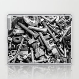 Nuts and Bolts Laptop & iPad Skin