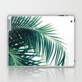Palm Leaves Green Vibes #6 #tropical #decor #art #society6 Laptop & iPad Skin