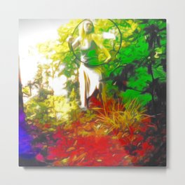 Garden of Delights Metal Print