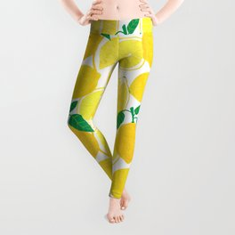 Lemon Harvest Leggings