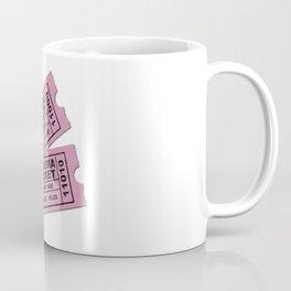 Cinema Tickets Coffee Mug
