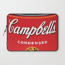 Campbells Soup Laptop Sleeve