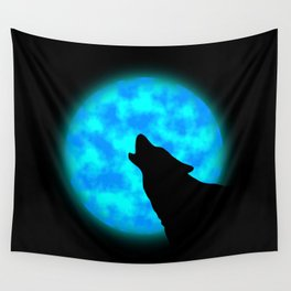 Howlin' Wall Tapestry
