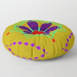 Multidimensional Guardian Floor Pillow