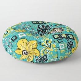Untamed Floor Pillow