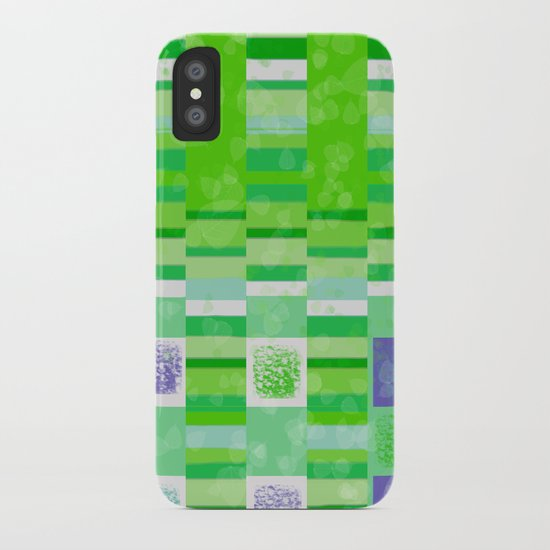 New Leaves iPhone Case