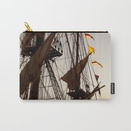 HMS Bounty Rigging Carry-All Pouch