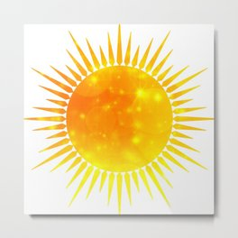 A sunny day Metal Print