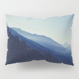 daybreak blues Pillow Sham
