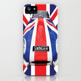 Swinger iPhone Case