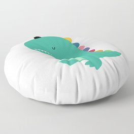 Dinocorn Floor Pillow