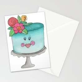 Takin' Cake Stationery Cards