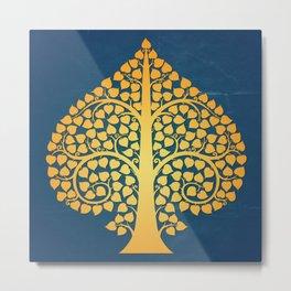 Bodhi Tree0206 Metal Print