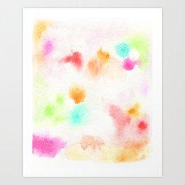 Flutter, Flutter Art Print