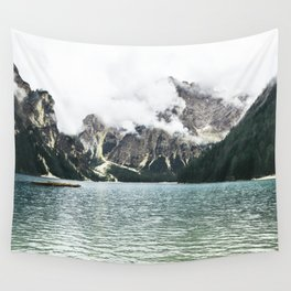 By the Sea to the Mountains Wall Tapestry
